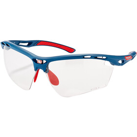 Rudy Project Propulse Brille pacific blue matte/impactX 2 photochromic red
